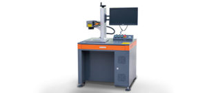 Desktop Fiber Laser Engraving Machine