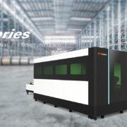 fully enclosed fiber laser cutting machine