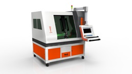 Linear motor fiber laser cutting machine