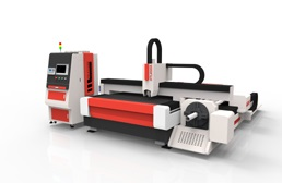 Tubes and plates fiber laser cutting machine