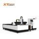 Fiber laser cutting machine dust removal
