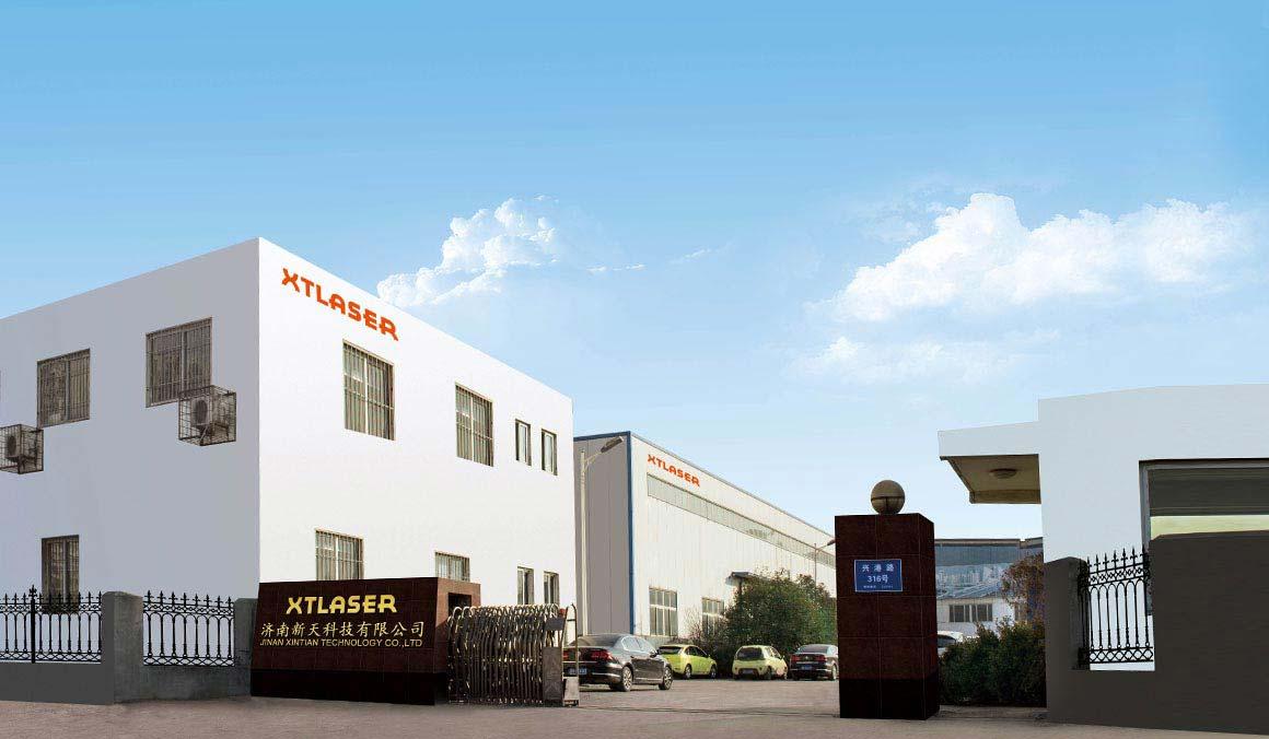 xtlaser factory