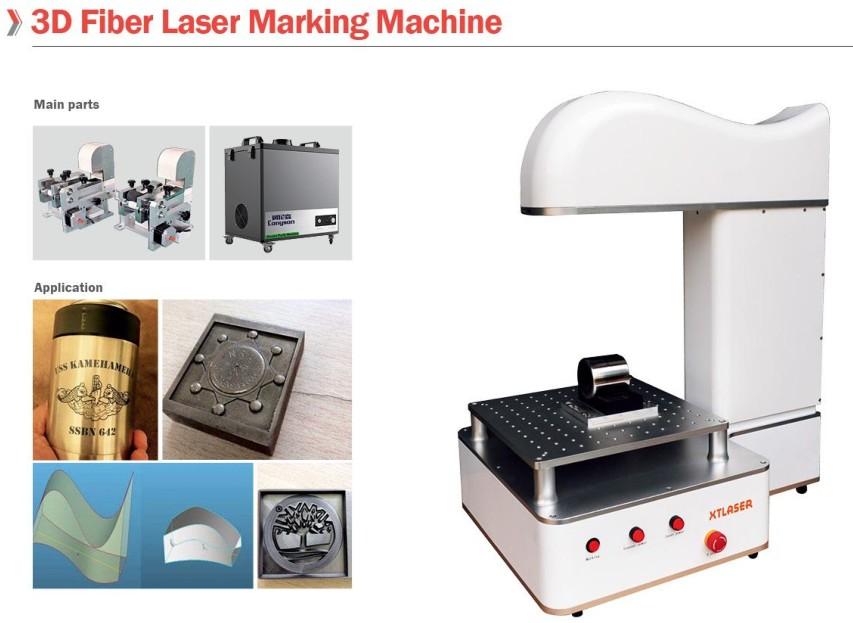 3D-laser-marking-machine