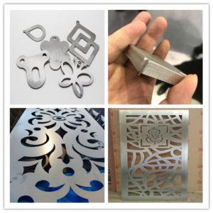 Fiber laser cutting machine applications