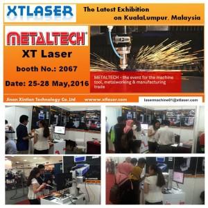XT Laser in Malaysia Ehibition