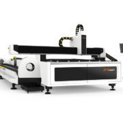 Tube and plate fiber laser cutting machine