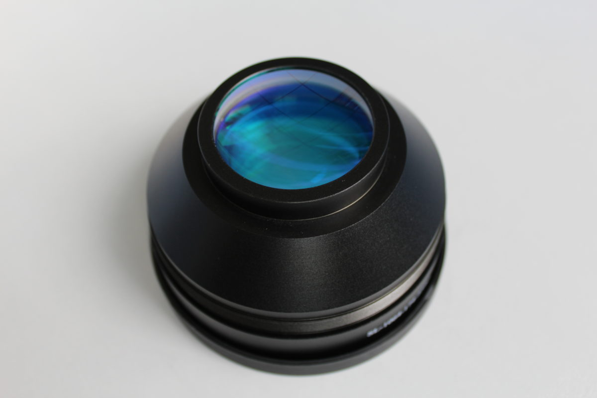 f-theta-lens