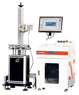 detached-type-fiber-laser-marking-machine