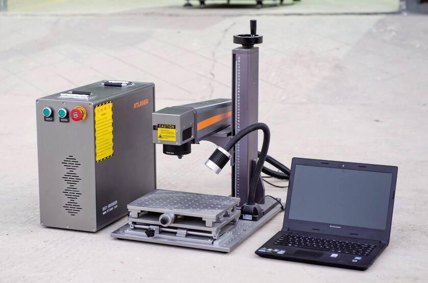 máy khắc laser mini XT-Laser Novatech Vietnam