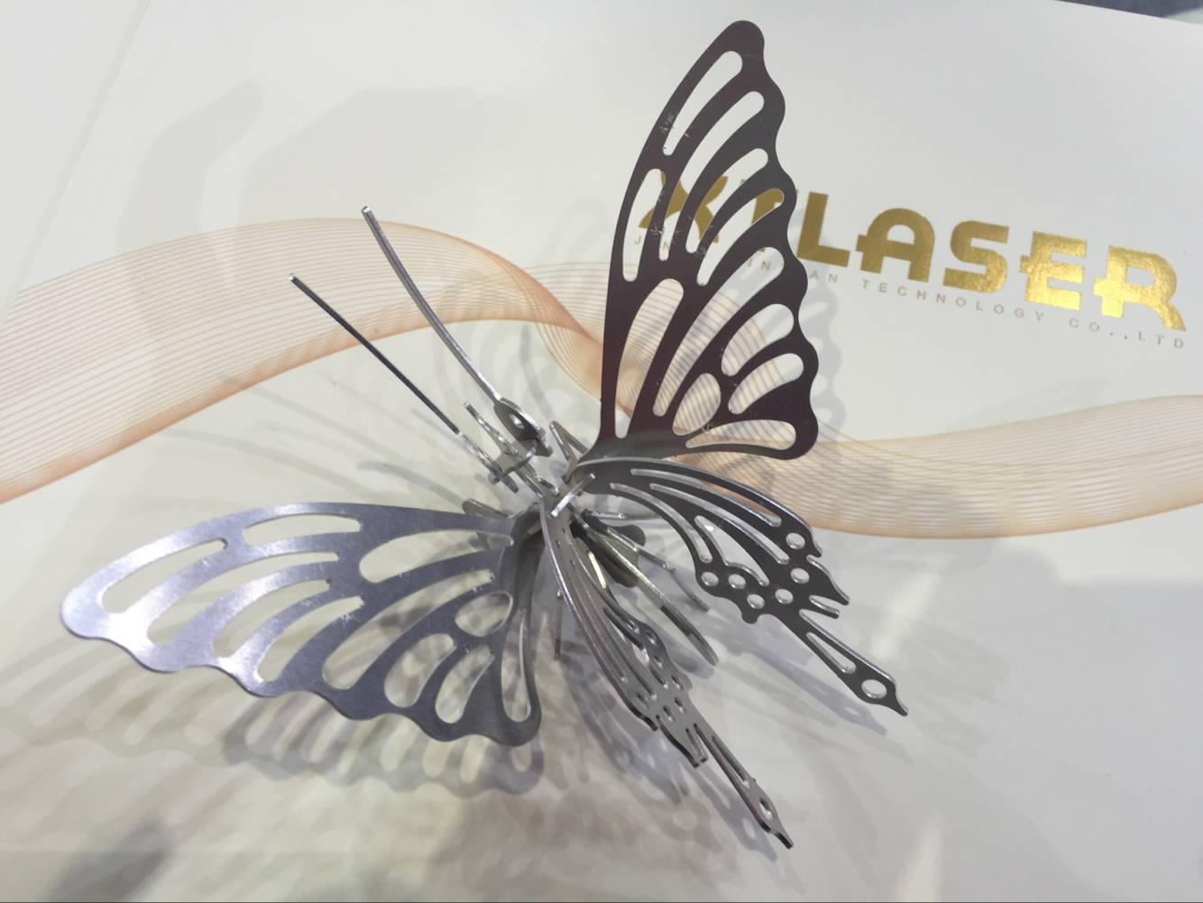Linear Motor Fiber Laser Cutting Machine Applied Industry
