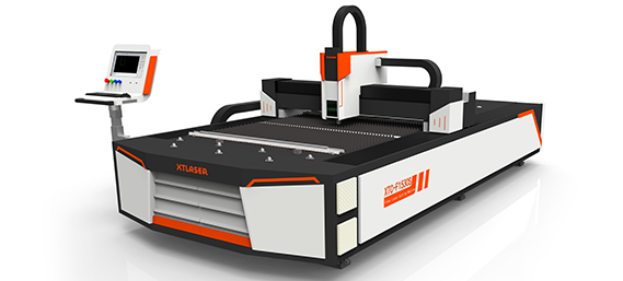 Metal fiber laser cutting system