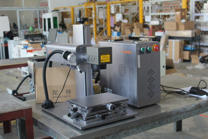 Laser marking machines manufacture