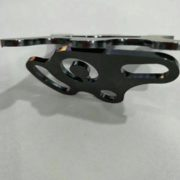 Fiber laser cutter for agents