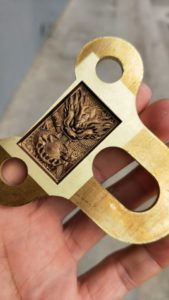Laser engraving applications