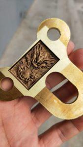 Laser engraving applications