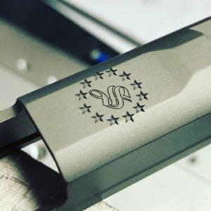 firearm deep engraving