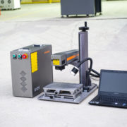 Metal laser marking machine