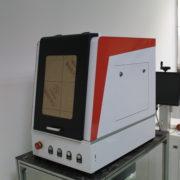 mini enclosed fiber laser marker