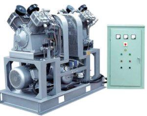 air compressor of fiber laser cutting machine