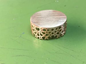 laser engraving jewelry