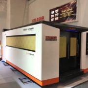 Punching machine fiber laser cutting machine compare