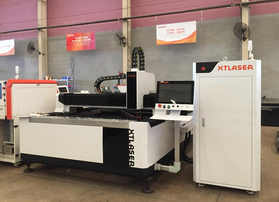 What should we notice when using fiber laser cutter