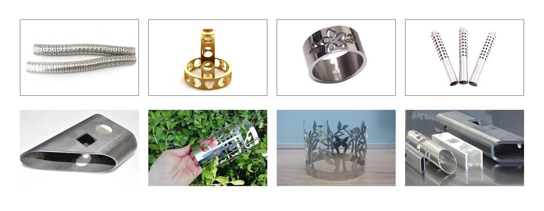 fiber marking machine in jewelry industry