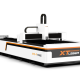 Auxiliary gas of fiber laser cutting machine