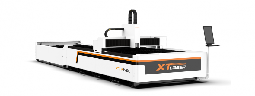 Auxiliary gas of fiber laser cutting machine