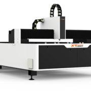fiber laser metal cutter