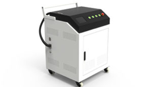 Popular fiber laser cleaning machine