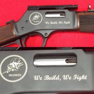 gun fiber laser engaving machine