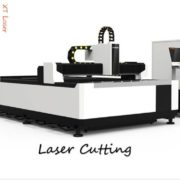 fiber laser metal cutting service