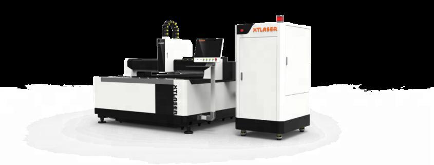 4kw fiber laser cutting machine