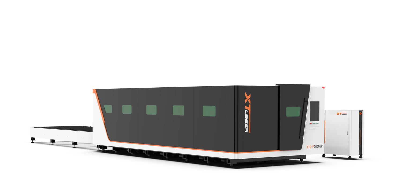 Advantages of 12KW fiber laser cutter.