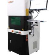 necklace fiber laser marking machine