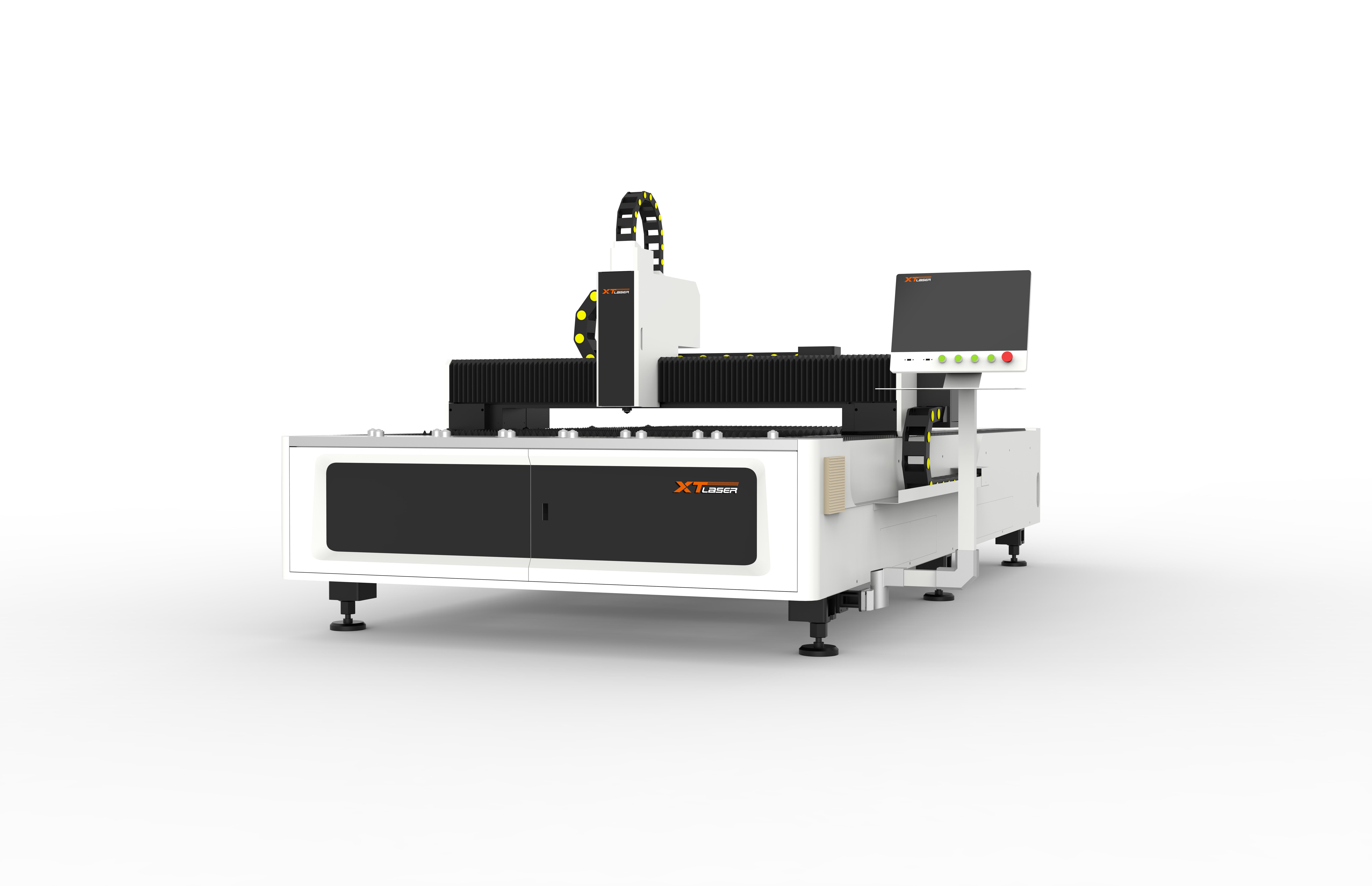 1000w fiber laser cutting machine for cutting galvanized sheet