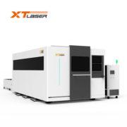 Stainless steel laser cutting machine 1000w fiber