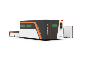 high safety level fully enclosed laser cutting machine