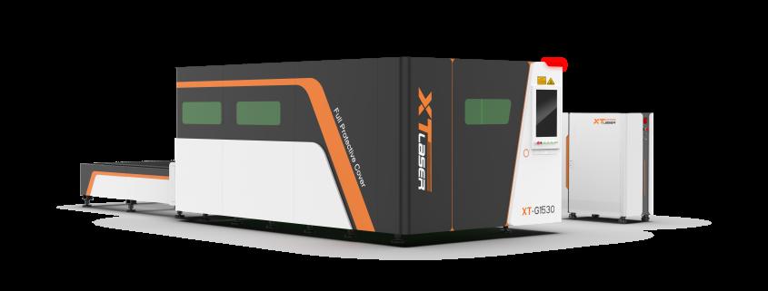 Fiber laser cutting machine-Nancy